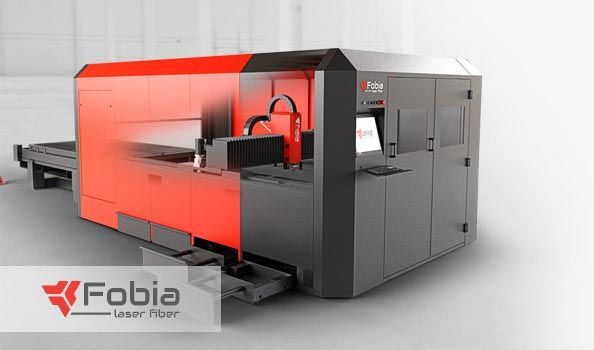Wycinarki laserowe Fiber
