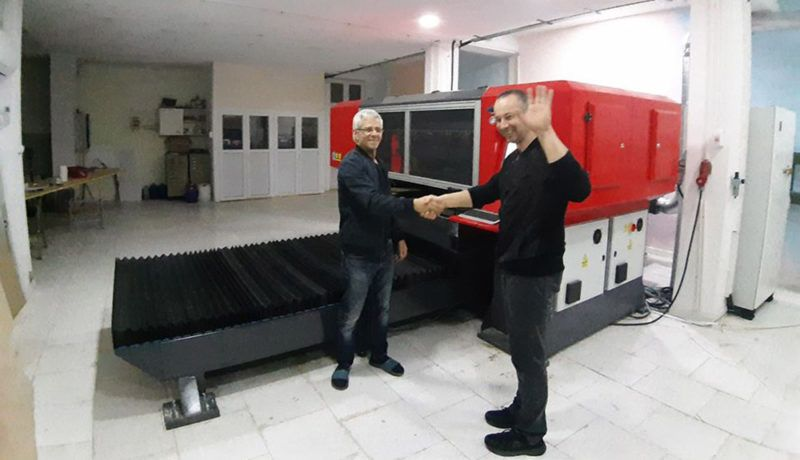 Production of dies
